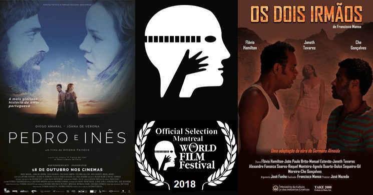 Filmes portugueses em competição no Festival de Montreal 2018