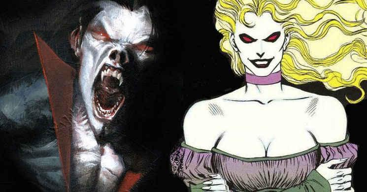 Martine Bancroft personagem principal de Morbius