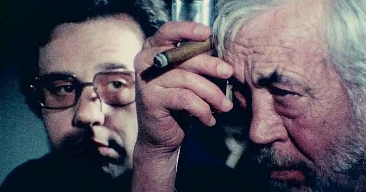 Trailer português do filme de Orson Welles, O Outro Lado do Vento