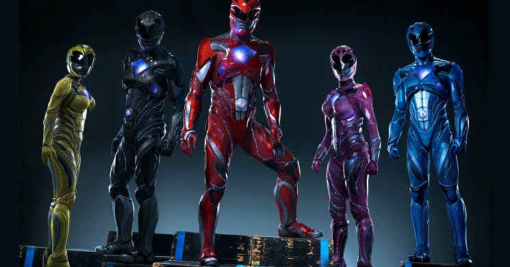 Hasbro anunciou o desenvolvimento de uma sequela de Power Rangers