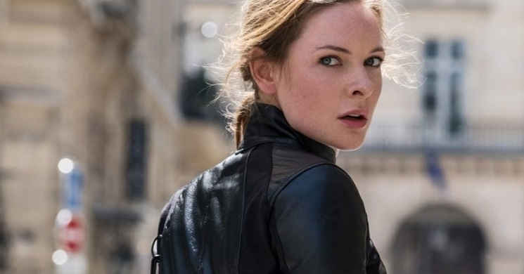 Rebecca Ferguson confirmada no elenco do spin-off de