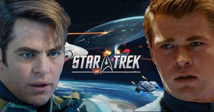 Chris Pine e Chris Hemsworth não chegaram a acordo para protagonizarem