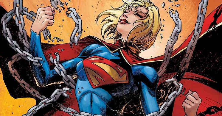 Oren Uziel contratado para escrever o guião de um filme a solo de Supergirl