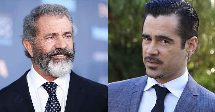 Mel Gibson e Colin Farrell serão os protagonistas do filme de ação