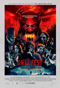 HELL FEST – PARQUE DOS HORRORES