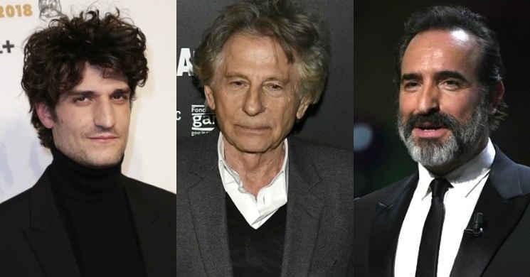Louis Garrel e JeanDujardin serão os protagonistas de J´Accuse o novo filme de Roman Polanski