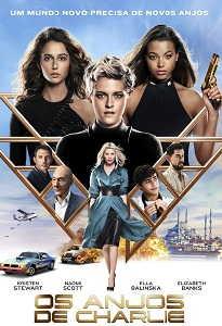 Poster do Filme Os Anjos de Charlie