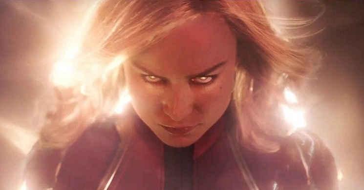 Trailer português de Capitão Marvel