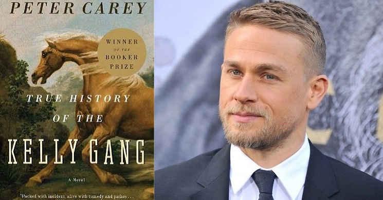Charlie Hunnam no elenco do filme True History of the Kelly Gang