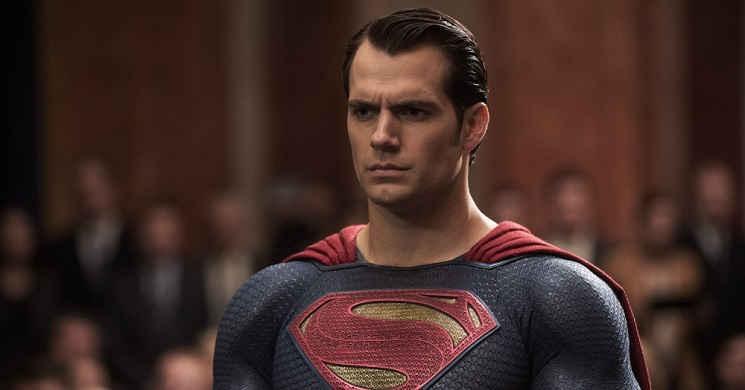 Henry Cavill abandonou o Universo Cinematográfico da DC/WB e não será mais Super-Homem