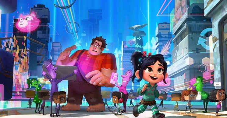 Novo trailer em português da animação