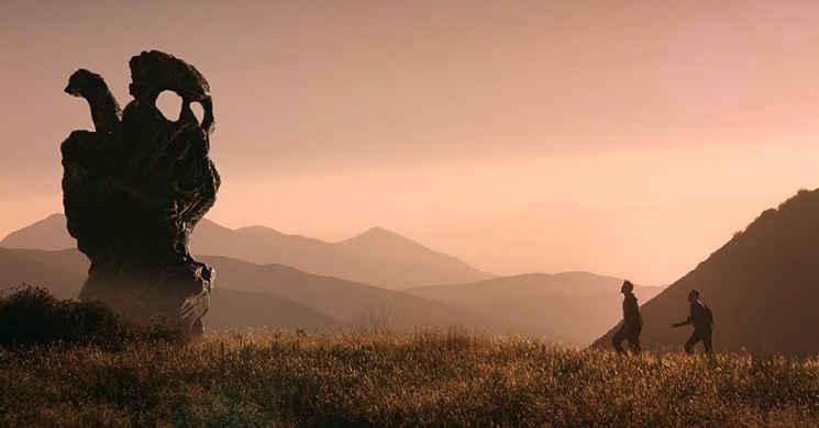 Trailer legendado em português do thriller de ficção cientifica