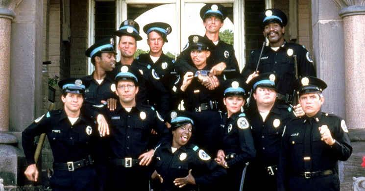 Em desenvolvimento oitavo filme da franquia Academia de Polícia
