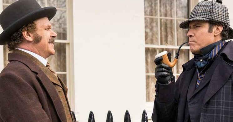Primeiro trailer da comédia Holmes and Watson