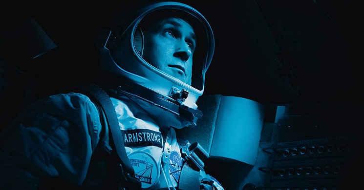 Trailer internacional português do filme O Primeiro Homem na Lua