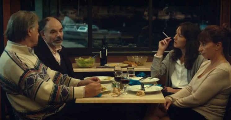 Trailer portugues do filme A Casa Junto ao Mar