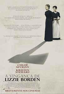 Poster do filme A Vinganca de Lizzie Borden
