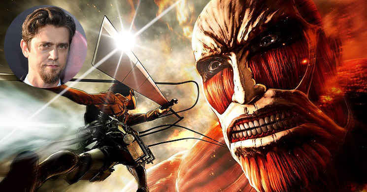 Andy Muschietti vai dirigir Attack on Titan