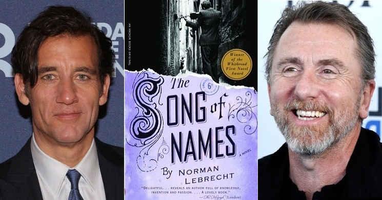 Clive Owen e Tim Roth serão os protagonistas da adaptação de