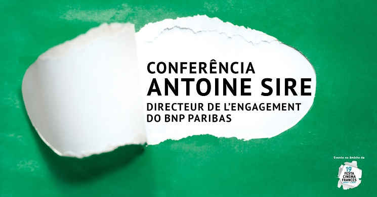 Conferência de Antoine Sire - As atrizes da Era de Ouro do Cinema