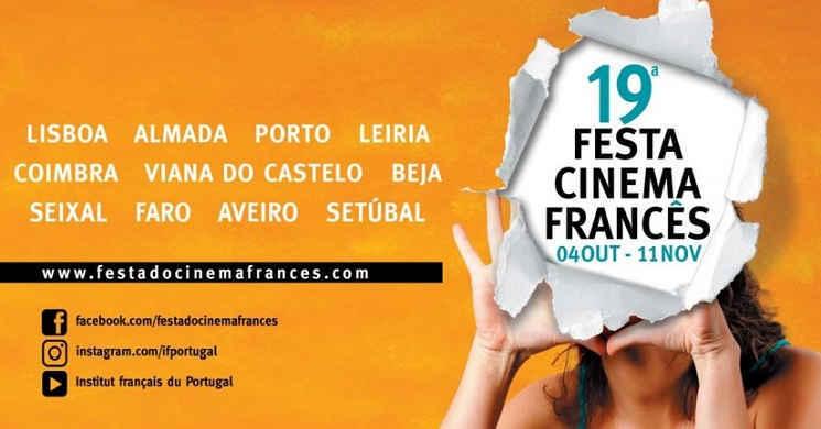 19ª edição da Festa do Cinema Francês vai percorrer 11 cidades portuguesas