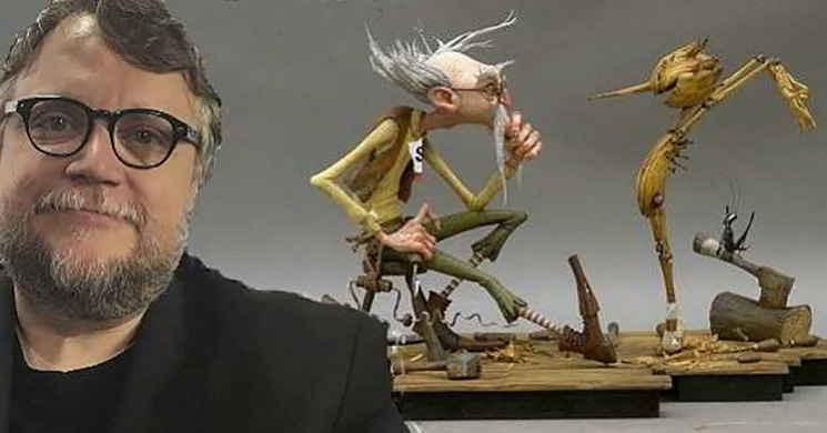 Guillermo del Toro vai dirigir a sua versão sombria de