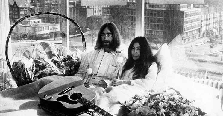 Jean-Marc Vallée vai dirigir filme sobre a história de amor de John Lennon e Yoko Ono