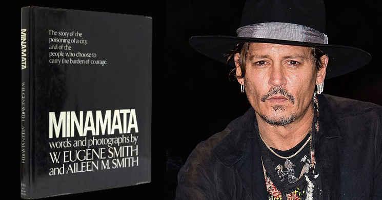 Johnny Depp será o  fotógrafo de guerra W. Eugene Smith no drama biográfico indie