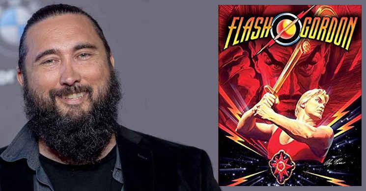 Julius Avery vai escrever e dirigir um novo filme de Flash Gordon