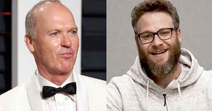 Michael Keaton e Seth Rogen serão os protagonistas do filme King of the Jungle
