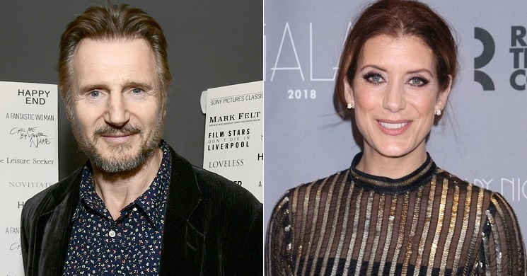 Liam Neeson e Kate Walsh serão os protagonistas do thriller Honest Thief