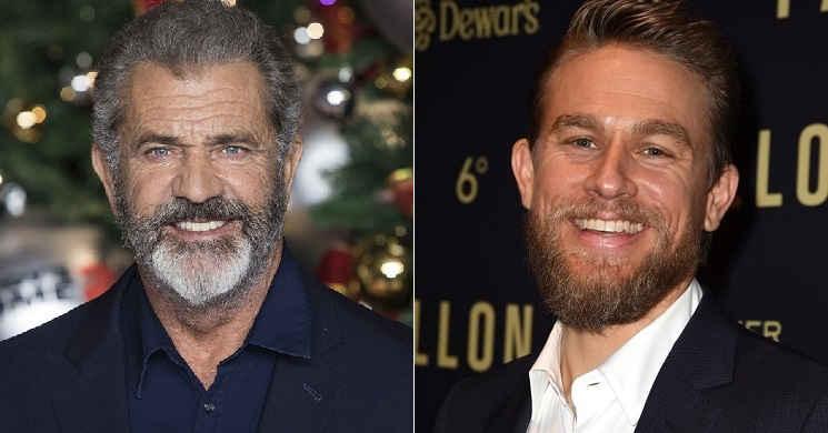 Mel Gibson e Charlie Hunnam protagonista de Waldo