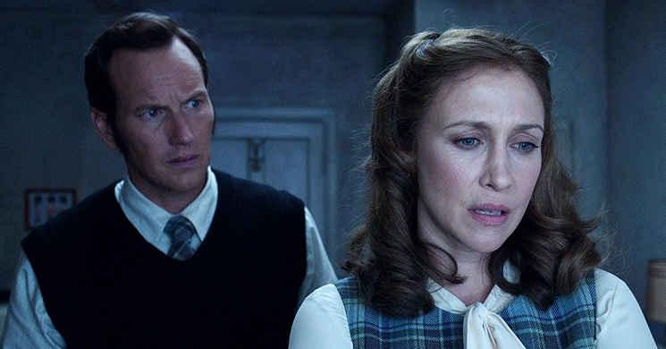 Patrick Wilson e Vera Farmiga regressam como Ed e Lorraine Warren em