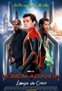 Poster do Filme Homem-Aranha Longe de Casa