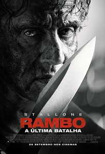 Poster do Filme Rambo: A Última Batalha