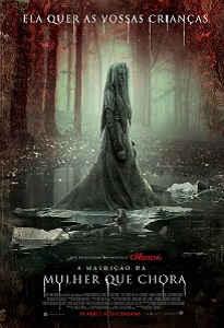 Poster do filme A Maldição da Mulher Que Chora