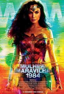 Poster do filme Mulher Maravilha 1984