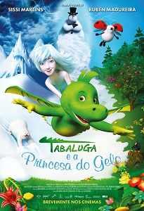 Poster do filme Tabaluga e a Princesa do Gelo