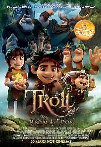 Poster do filme Troll e o Reino de Ervod