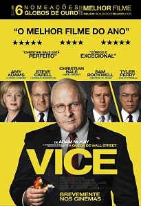 Poster do filme Vice