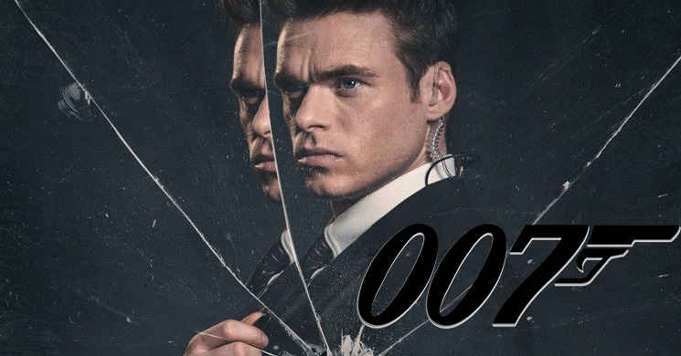 Richard Madden pode substituir Daniel Craig como James Bond