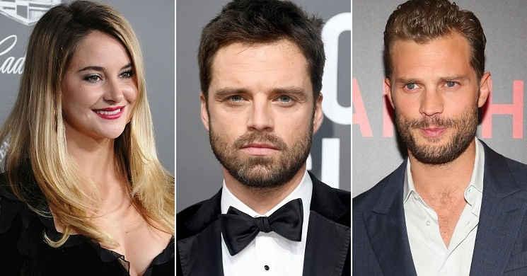Shailene Woodley, Sebastian Stan e Jamie Dornan no elenco do novo drama de Drake Doremus