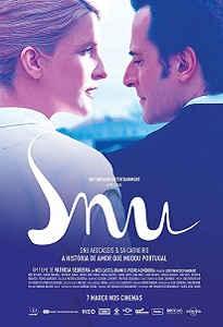 Poster do filme português Snu