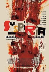 Poster do filme Suspiria
