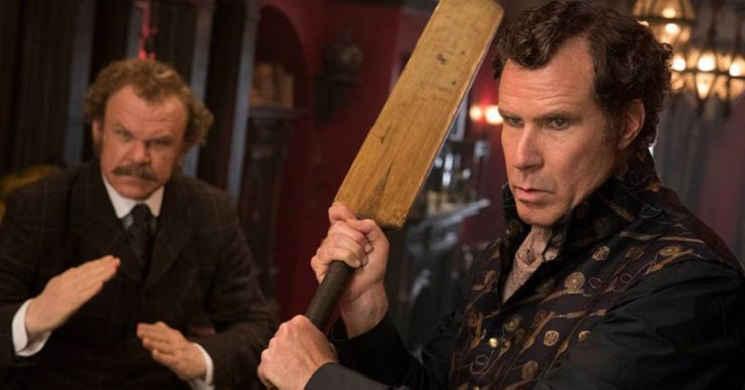 Will Ferrell e John C. Reilly no trailer português da comédia
