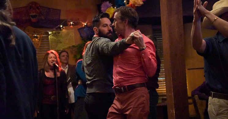 Paul Rudd e Steve Coogan no trailer português da comédia dramática