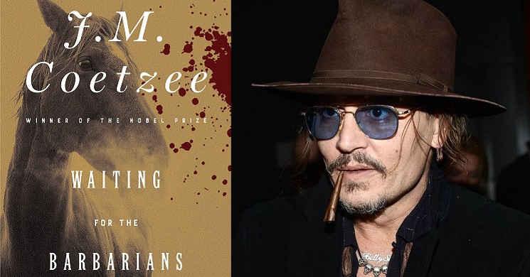 Johnny Depp vai produzie e protagonizar o drama Waiting for the Barbarians