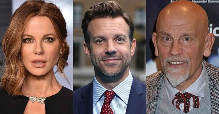 Kate Beckinsale, Jason Sudeikis e John Malkovich no elenco da comédia