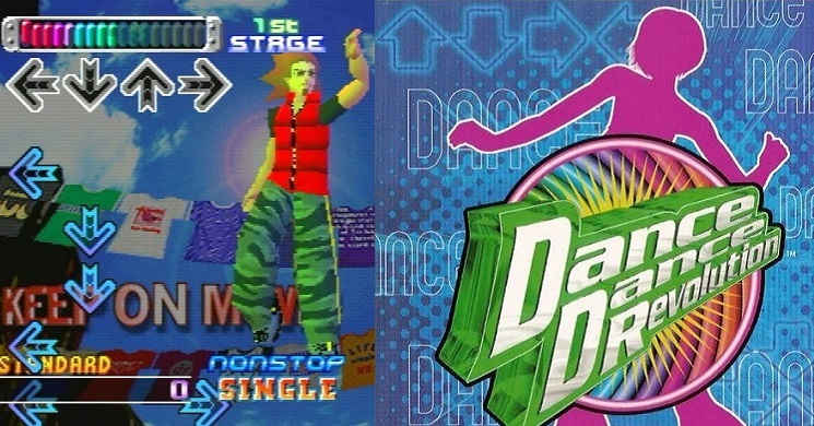 Adaptação ao grande ecrã do videojogo Dance Dance Revolution
