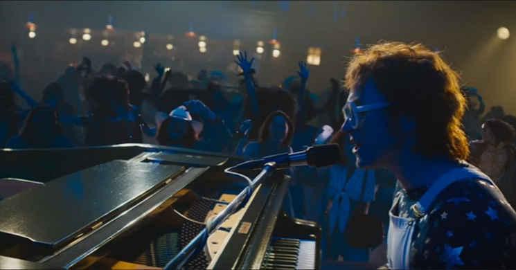 Taron Egerton é Sir Elton John no teaser trailer português de